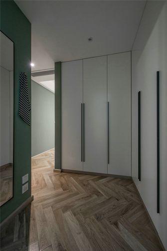 130平米三室两厅法式风格玄关图片