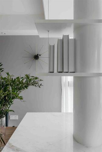 120平米三现代简约风格餐厅装修案例