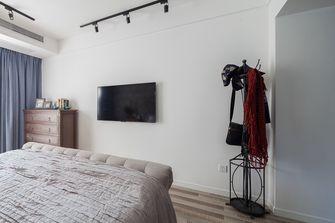 90平米三室三厅地中海风格卧室图