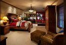 140平米四地中海风格卧室欣赏图