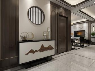 90平米三中式风格走廊装修效果图