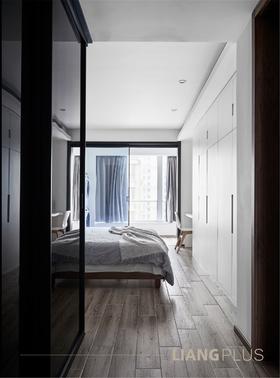 100平米現代簡約風格臥室裝修圖片大全