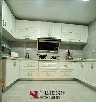 15-20万110平米复式现代简约风格厨房图片大全