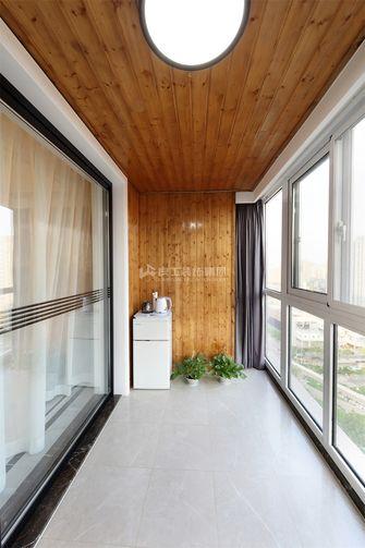 120平米四室两厅美式风格阳台装修效果图