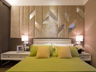 70平米公寓现代简约风格卧室图