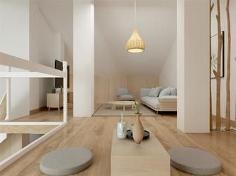 100平米日式风格客厅图片