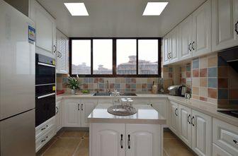 110平米三室两厅欧式风格厨房图片