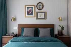 120平米三室一廳現代簡約風格臥室欣賞圖