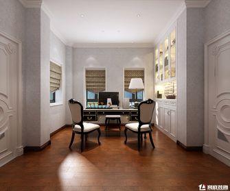 140平米别墅欧式风格衣帽间欣赏图