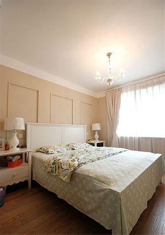 80平米一室一厅地中海风格卧室图片