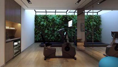 140平米别墅中式风格健身室图
