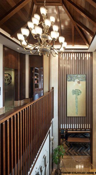 140平米别墅东南亚风格阁楼装修案例
