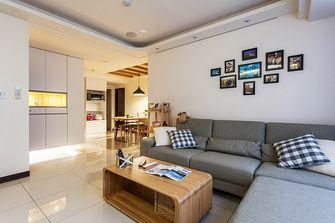 100平米日式风格客厅效果图