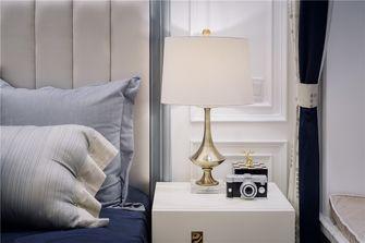100平米三室两厅英伦风格卧室装修效果图
