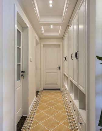 100平米三室两厅美式风格走廊图片大全
