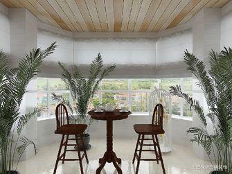 140平米三美式风格阳台欣赏图