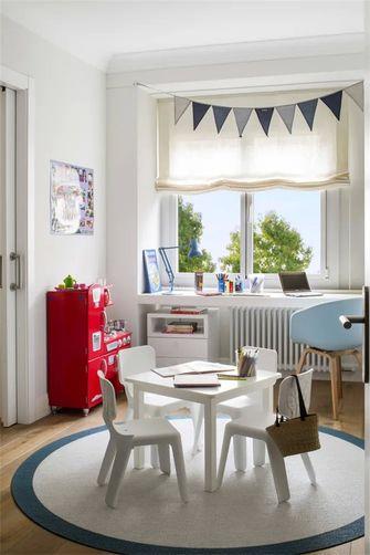 80平米现代简约风格儿童房效果图