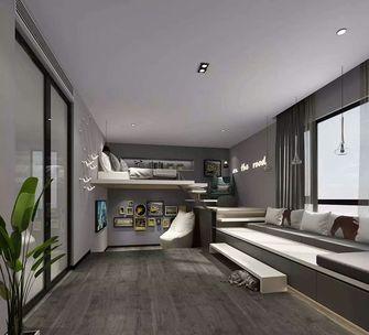 100平米三室两厅中式风格储藏室效果图