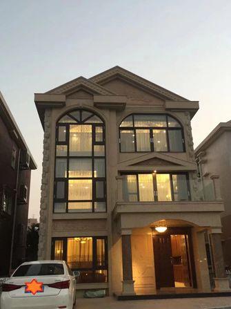 140平米别墅混搭风格其他区域设计图