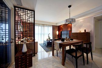 100平米中式风格客厅效果图