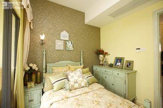 110平米三室两厅美式风格卧室家具图片