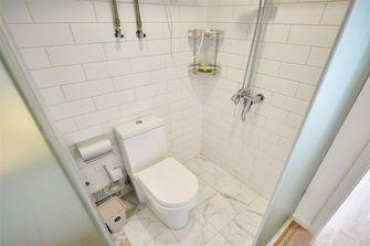 30平米小户型日式风格卫生间装修图片大全