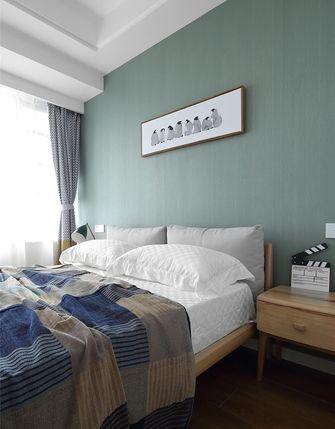 30平米以下超小户型北欧风格卧室装修图片大全