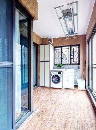 140平米四室两厅欧式风格阳台设计图