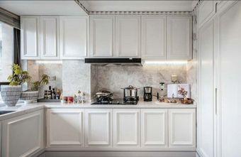 120平米一居室欧式风格厨房装修案例