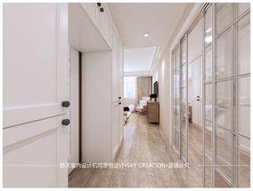 富裕型130平米三室一廳混搭風格走廊圖片