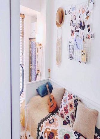 50平米小户型北欧风格儿童房效果图