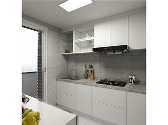 120平米三室一厅北欧风格厨房设计图