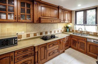 140平米别墅地中海风格厨房图片