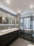 120平米三室一厅宜家风格卫生间欣赏图