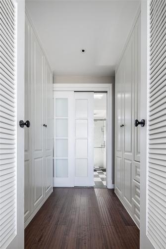 110平米美式风格走廊设计图
