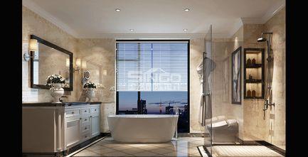 豪华型140平米四室四厅欧式风格卫生间图