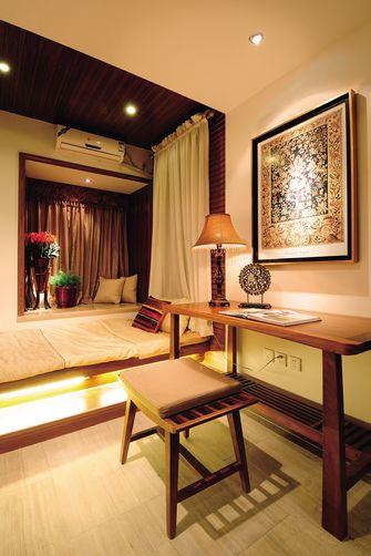 120平米三东南亚风格书房装修案例