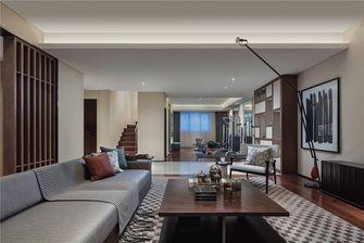 140平米一室一厅中式风格客厅设计图