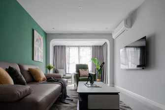 60平米公寓现代简约风格客厅图片大全