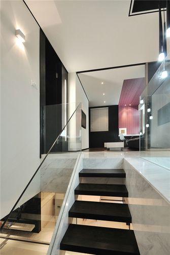 经济型140平米四室两厅现代简约风格楼梯欣赏图