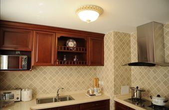 20万以上130平米四室四厅欧式风格厨房设计图