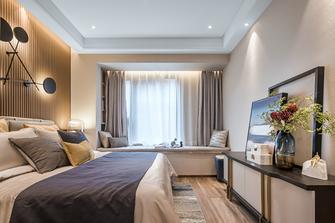 20万以上140平米别墅现代简约风格卧室图