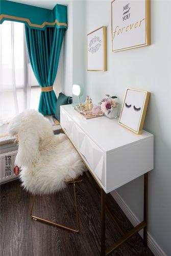 100平米三室两厅新古典风格梳妆台装修图片大全