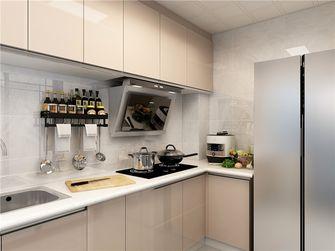 100平米三室两厅中式风格厨房装修效果图
