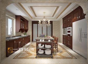 140平米四室三厅欧式风格厨房图片大全