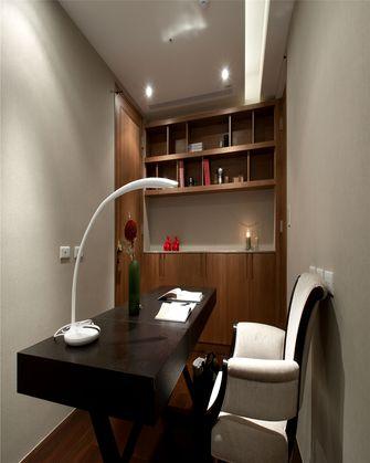 80平米公寓欧式风格书房装修案例