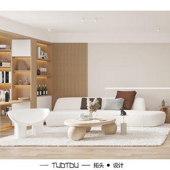 20万以上130平米三日式风格客厅欣赏图