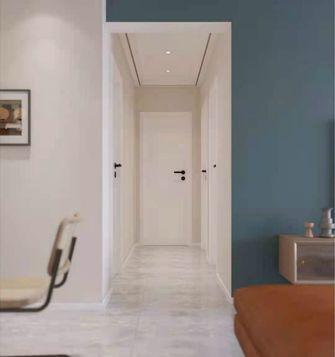 120平米三室两厅北欧风格走廊欣赏图