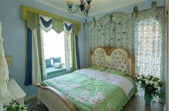80平米三地中海风格卧室装修案例