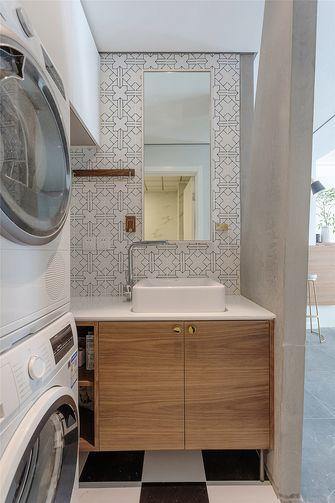 70平米公寓北欧风格卫生间图片